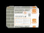 Brickies Grey